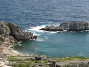 Rhodes Private Tours - Lindos St Paul's Bay in Rhodes Island Greece