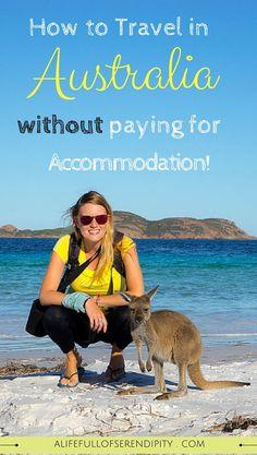 'How to' reizen in Australië, zonder te betalen voor accommodatie.