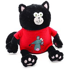 Splat the Catl, Drag Along Plush >>> Check this awesome product by going to the link at the image. (This is an affiliate link) #StuffedAnimalsTeddyBears