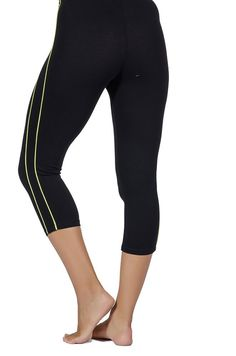 Womens Sport Capri by Fitness Wear in Black with your choice of trim color: Sports & Outdoors  http://www.amazon.com/gp/product/B0009A6OX8/ref=as_li_qf_sp_asin_il_tl?ie=UTF8&camp=1789&creative=9325&creativeASIN=B0009A6OX8&linkCode=as2&tag=changnatio-20&linkId=27YQGH3OM57VS6QZ    #activewear #tops #yogapants #swetpants #leggins #shorts #sports #clothing #changingnation