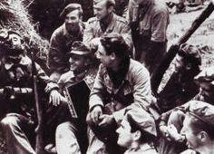 12 settembre 1943: paracadutisti del III/185 Nembo nella zona di Salerno, pin by Paolo Marzioli