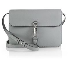 Gucci Jackie Soft Leather Flap Shoulder Bag