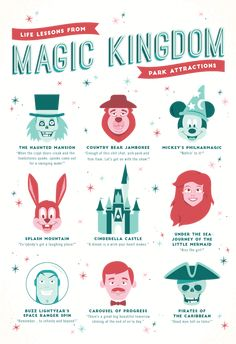 Life Lessons from Magic Kingdom Park