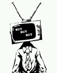 All advertisements are lies made to manipulate you and get you to buy, buy, buy.  Don't watch the ads- use TiVo to skip them or at least turn off the sound when they come on.