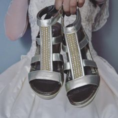Planning a wedding? Bridal Shoes, Wedding Shoes, Naot Shoes, Dance The Night Away, Brides, Wedding Planning, Footwear, Pairs, Instagram Posts