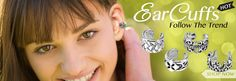 fashion ear cuffs