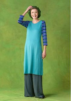 Dress made of Micromodal / Elastane 68701-75.tif