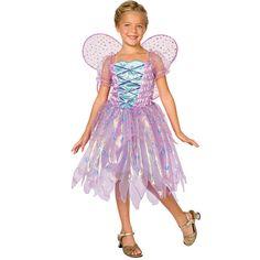 Light-Up Ocean Fairy Child Halloween Costume