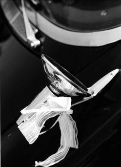 Details eines #Hochzeitsautots  #Hochzeit #wedding #Hochzeitsfotograf #Hochzeitsfotografie #Hochzeitsreportage #Brautauto