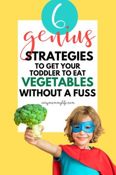 Find out how you can turn your picky eater around and make your toddler eat vegetables. These tips will help your picky eater enjoy vegetables and include healthy meal ideas for picky eaters. #toddlermeals #pickyeater #toddlereatvegetables #parentinghacks #momtips #healthyeatinghabits #toddlermealideas #toddlermealsforpickyeaters #hiddenveggies #raisingkids #parentingtips Healthy Toddler Meals, Healthy Snacks, Healthy Recipes, Hidden Veggies, Healthy Eating Habits, Picky Eaters, Raising Kids, Parenting Hacks, Meal Ideas