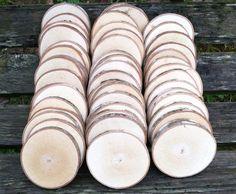 Maple Wood Slices