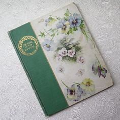 Antique Book Victorian Poetry Charles Kingsley Song of the