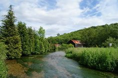 Watercress Farm on River Chess Rustic river homestead