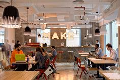 Make, Dubai. #CoworkingAroundTheWorld