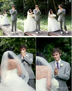 Blushing Bride Wedding