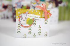 Ostertütchen mit DSP Wildblumenwiese von Stampin' Up!