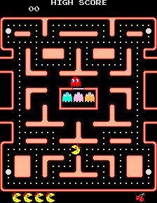 Ms. Pac Man my favorite video game.