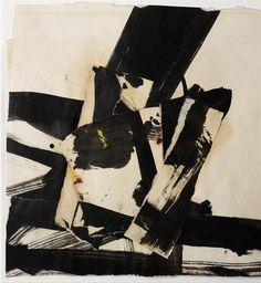 Black and White Franz Kline