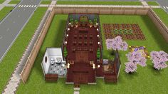 #SimsFreeplay -- Church after the death update.