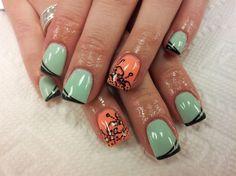 Nails by Amy by Perfect10nails - Nail Art Gallery nailartgallery.nailsmag.com by Nails Magazine www.nailsmag.com #nailart