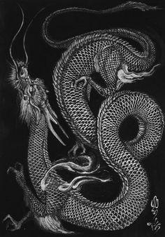 Chinese Dragon. S)