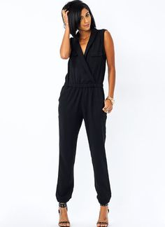 Collar Me Maybe Jumpsuits