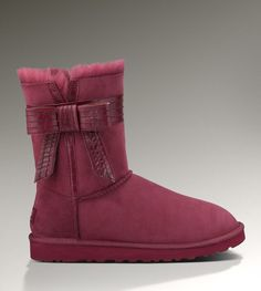 #UGGCLAN #UGG #BOOTS #OUTLET, #Christmas #Promotion, up to 80% discount off, #Christmas Great GIFT, Womens 2013 Uggs Josette Sangria Boots