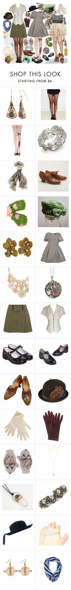 """""""The Fall"""" by amanda-anda-panda ❤ liked on Polyvore featuring Silver Forest, Wet Seal, Michael Aram, Valentino, Miriam Haskell, Forever 21, Forzieri, Buccellati and Essie"""