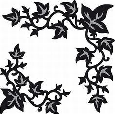 Marianne Design Craftable Ivy corner (Babs)