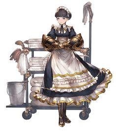 Claudia from Granblue Fantasy