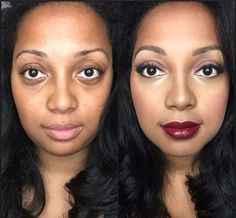 This stunning Younique makeover was created with: Touch Mineral Liquid Foundation, Sculpting trio, Touch Mineral Pressed Powder Foundation to contour, Cashmere Touch Mineral Pressed Powder Foundation to blend, Beachfront Bronzer in Malibu, Moodstruck 3D Fiber Lashes+, Splash Liquid Lipstick in Sensual, topped with Moodstruck Minerals in Loyal.