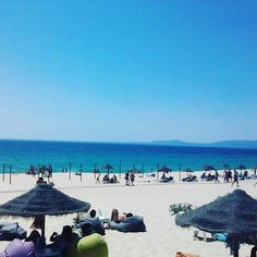 Best Beaches In Portugal, Lisbon Tours, Lisbon Portugal, Dolores Park, Holidays, Water, Instagram Posts, Travel, Outdoor