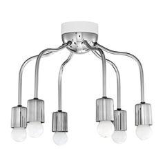 Ceiling Lamp 2356 Chrome   Svenskt Tenn