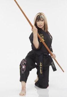Resultado de imagen para magazine martial arts poses