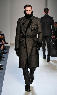 BELSTAFF FALL WINTER 2013 MENSWEAR////this coat.....ahhhhhh....wrapped in mystery...... LOVE this....