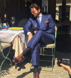 Sharp Dressed Man, Well Dressed Men, Suit Fashion, Look Fashion, Fashion Sale, Fashion Outlet, Paris Fashion, Fashion Rings, Runway Fashion