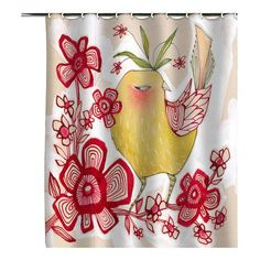 I pinned this Sweetie Pie Shower Curtain by Cori Dantini from the Cori Dantini event at Joss and Main!