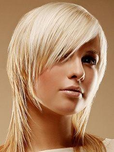 Modele de coupe de cheveux mi long dégradé | coupe cheveux ...