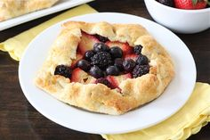 berry-galette