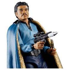 Star Wars Episode V - The Black Series Lando Calrissian Action Figure