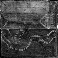 """Marco Cadioli (Italia) - """"Abstract Journeys"""" Es una serie de capturas de pantalla de Google Earth que explora las diferentes superficies y formas que han sido transformadas por el trabajo del hombre en una composición geométrica abstracta."""