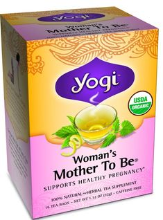 Women's mother to be tea
