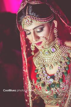 The Most Amazing Nath Trends 2017 For Gorgeous Brides