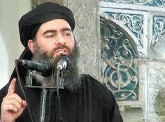 Reprodução de vídeo mostra líder do Estado Islâmico, Abu Bakr al-Baghdadi