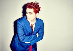 Gerard Way streams debut solo album Hesitant Alien - #AltSounds
