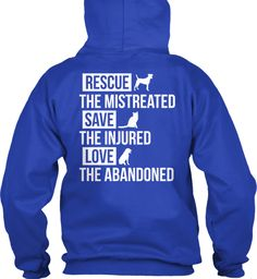 Limited Edition - Rescue, Save, Love! - I just ordered one!!                                                                                                                                                      More