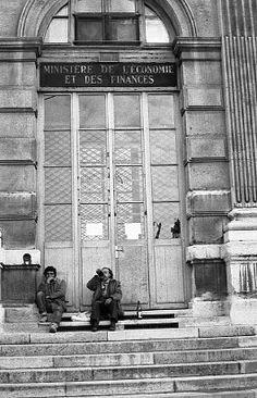 """""""à la bonne votre !"""" Paris 1986 • Maurice Bonnel"""