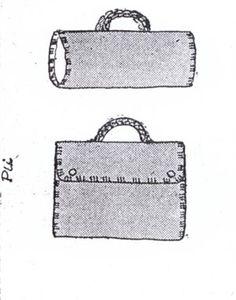 SEMAINE de SUZETTE_Bleuette Pattern,  1927