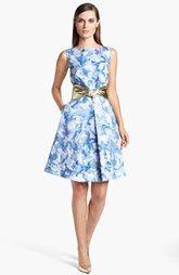 St. John Collection Belt & Dress
