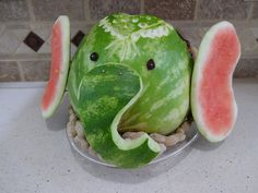 watermelon elephant